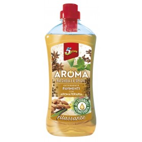 AROMA PATCHOULY E SPEZIE