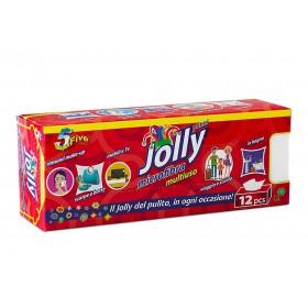 JOLLY MICROFIBRA MULTIUSO 12PZ
