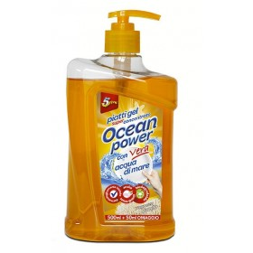 OCEAN POWER PIATTI GEL CORALLO 550ml