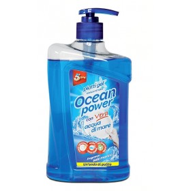 OCEAN POWER PIATTI GEL SALE MARINO 400 ml
