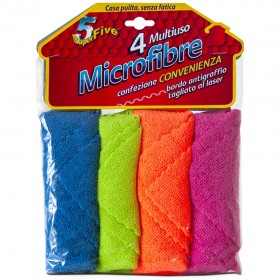 4 MICROFIBRE