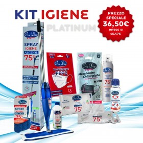 KIT IGIENE PLATINUM